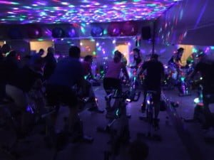 Mat Clamp's Charity Spin for Zoe's Place